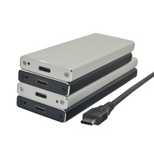 Type-C GEN1 USB3.1 HDD Enclosure M.2 NGFF SSD to USB3.1 Type-C Hard Drive Disk Case Box 5Gbps Support F21937/40