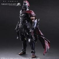 PLAY ARTS 26cm BATMAN Timeless Sparta Action Figure Model Toys