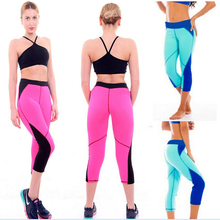 Women Sportswear Entertainment Yoga Pants Sexy High Waist Elastic Fitness Yoga Colors Sport Women Yoga Clothing Fitness Legging