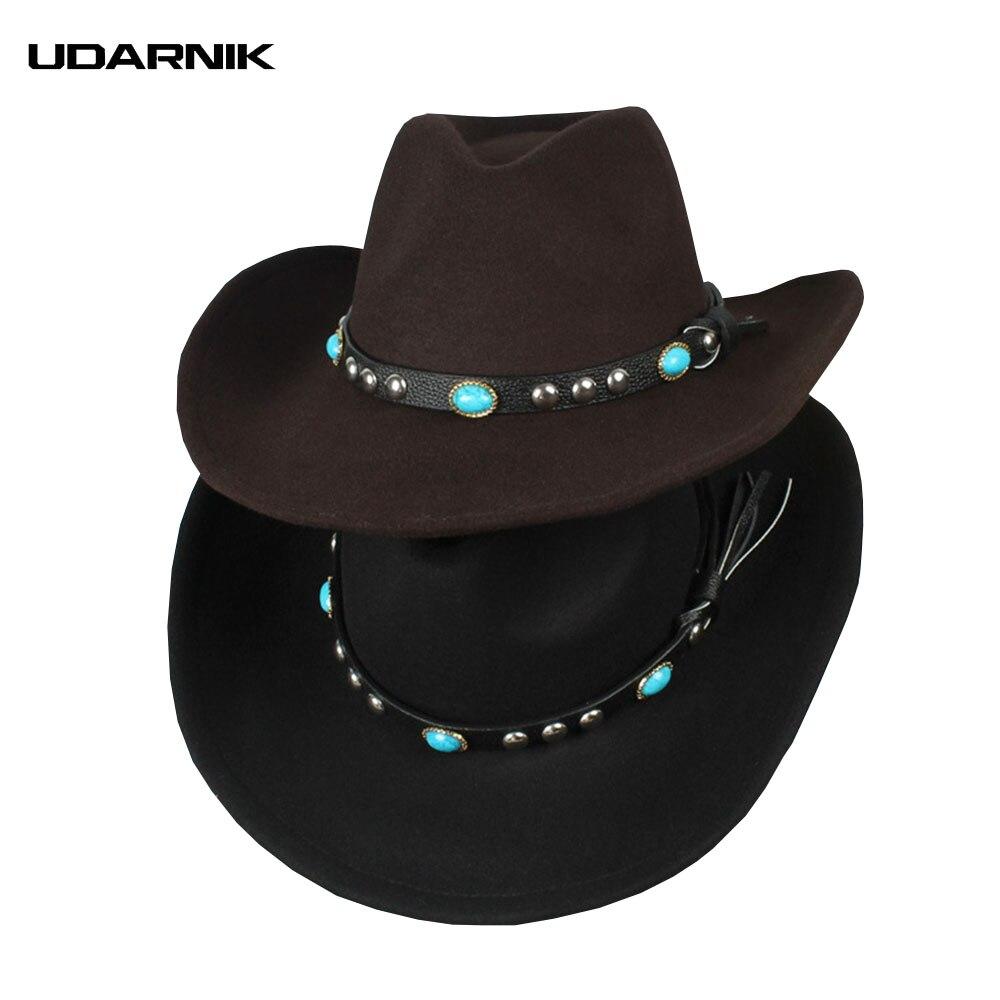 Summer Men Women Cowboy Hat