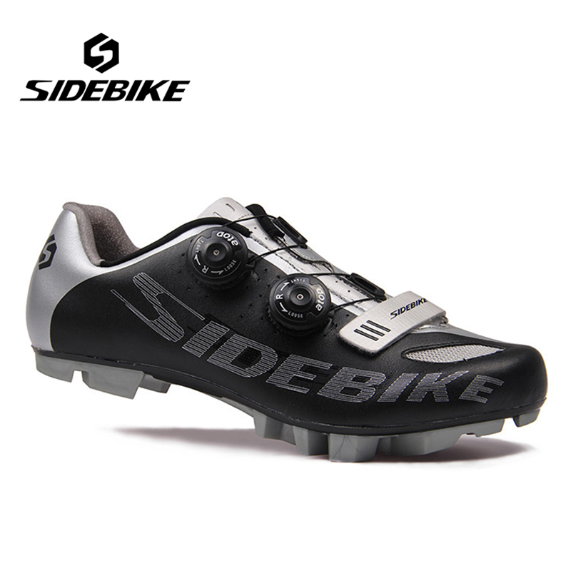 SIDEBIKE Professional MTB Self-locking Shoes Bicycle Cycling Shoes Breathable Mountains BIke S2-Snap Knob Athletic Shoes professional bicycle cycling shoes mountains bike racing athletic shoes breathable mtb self locking shoes ciclismo zapatos