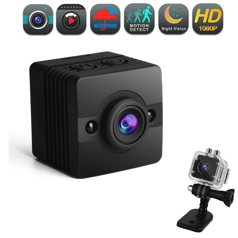 HD 1080P Mini Camera SQ12 Night Vision DVR Infrared wireless Camera Camcorder Car Support TF Card DV camera Video Recorder Cam