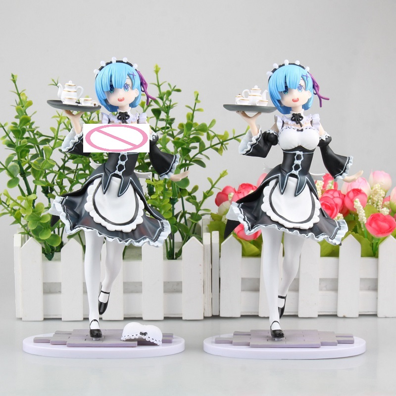 Buy Cheap 15cm Re Toys & Hobbies Life In A Different World From Zero Sleep Rem Sexy Figure Doll Anime Collectors Action Figure Toys Gift
