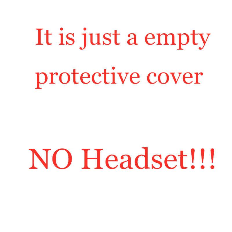 Diamantes de Bling rígido caso capa protetora Shell para Apple Airpods Caso do Fone de ouvido Bluetooth Sem Fio de Carregamento da caixa sacos