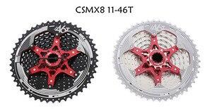 Image 3 - Shimano XT M8000 4pcs אופני אופניים mtb 11 מהירות ערכת Groupset RD M8000 שיפטר עם SunRace קלטת K7 KMC שרשרת 11 46T 11 50T