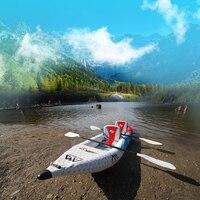 Aqua Marina Betta VT K2 10'3/13'6VT 312/412 inflatable boat kayak canoe pvc dinghy raft PVC deck Kayak for professional sport