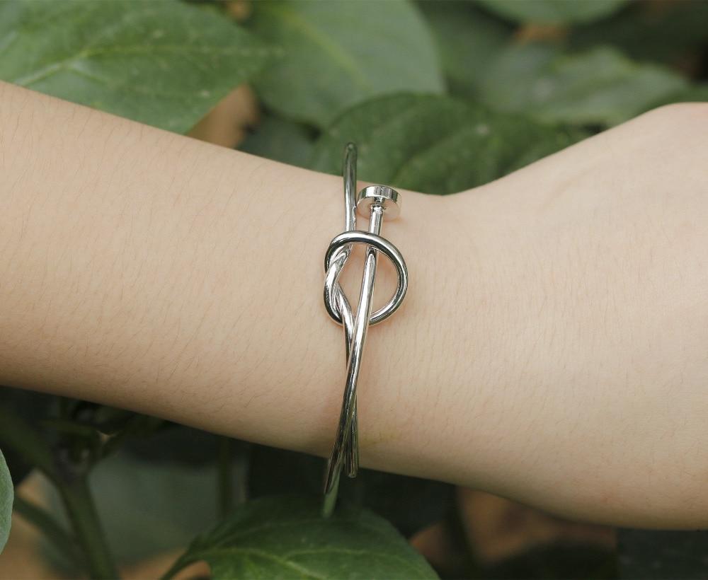 Izvorni dizajn je vrlo jednostavan high-end bakra materijal je čista - Modni nakit - Foto 6
