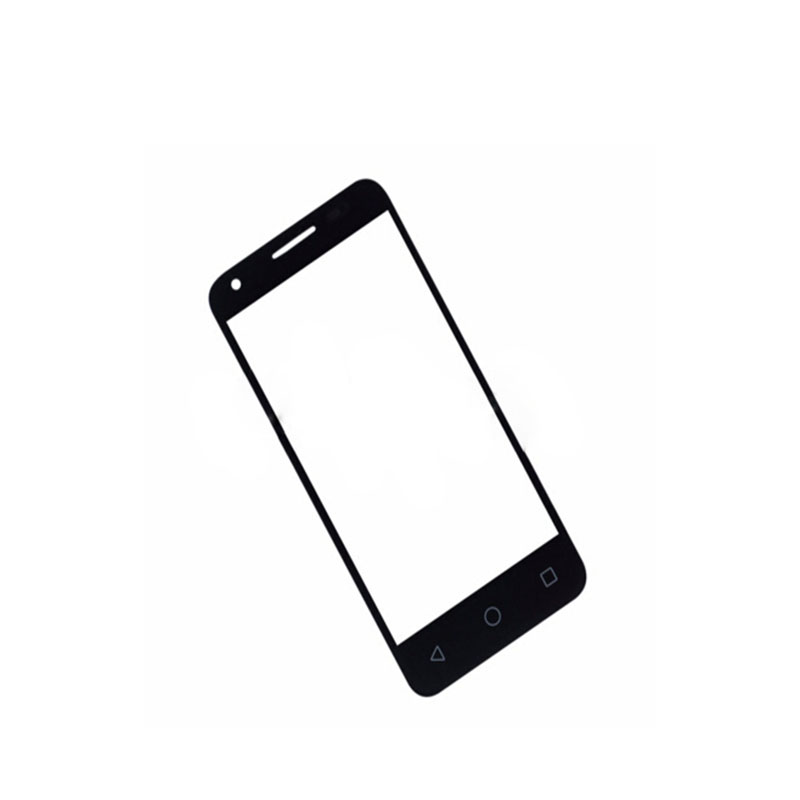 Touch Screen For Alcatel One Touch Pixi3 4.5'' 4027D 4027X 5017 5017A 5017E 5017X 5017D BlackWhite Touch Glass Panel Replacement
