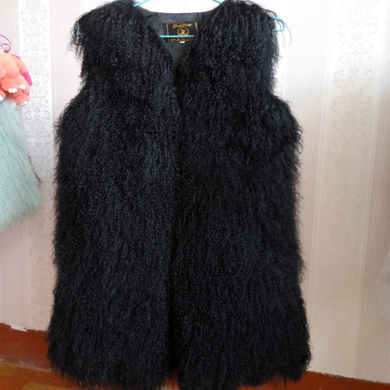 D'hiver Mode De Laine Femme Et Longue Nouveau La Automne 2018 gris Gilet Plage Noir Section Fourrure Dans Manteau qwIgXtF