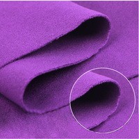 Velvet With Thick Winter Coat Skirt Double Sided Imitated Wool Fabric 007 1