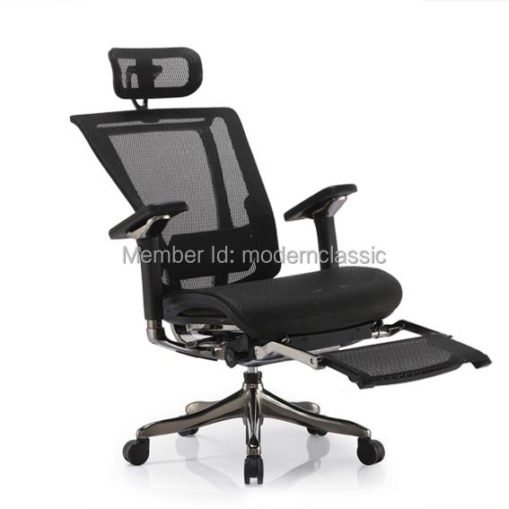 ergonomic chair with leg rest rocking wood ergohuman v2 luxury high back office mesh plus folding computer swivel executive on aliexpress com alibaba
