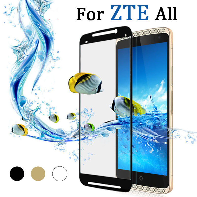 For <font><b>zte</b></font> blade v8 glass on <font><b>nubia</b></font> z17 <font><b>mini</b></font> z11 <font><b>s</b></font> axon 7 protective film screen protector tempered glas v 8 protect <font><b>z</b></font> 17 <font><b>11</b></font> axon7 image