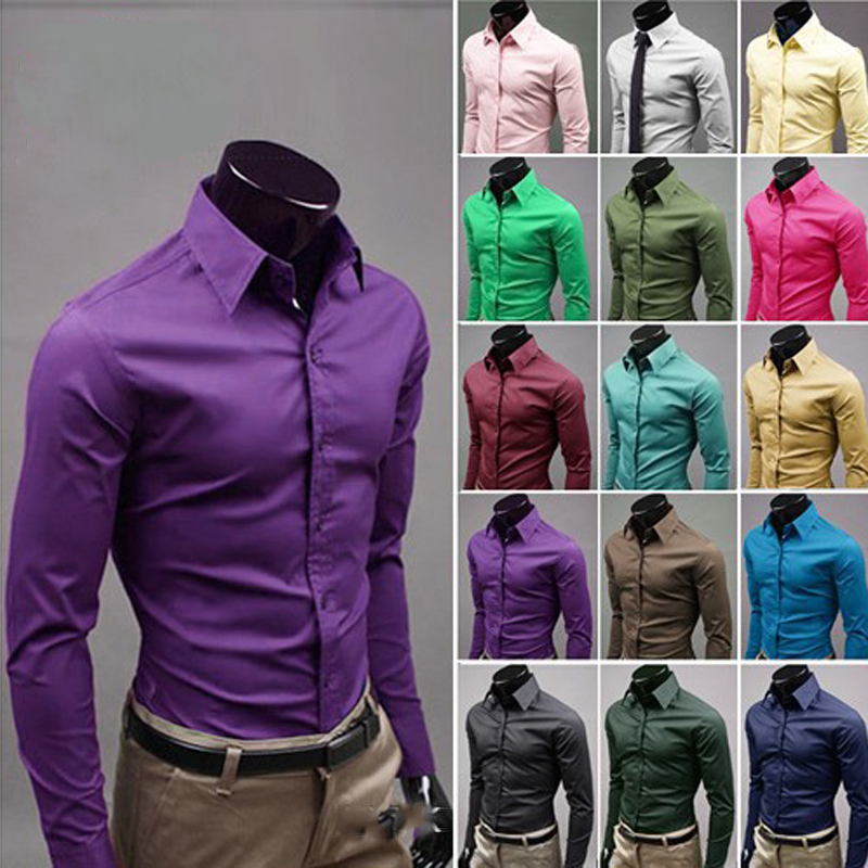 Image result for brightly colored office shirt