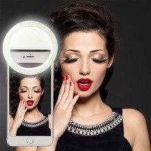 Лампы-вспышки украсить повышение кожу selfie фотография темноте ночной мобильный света клип