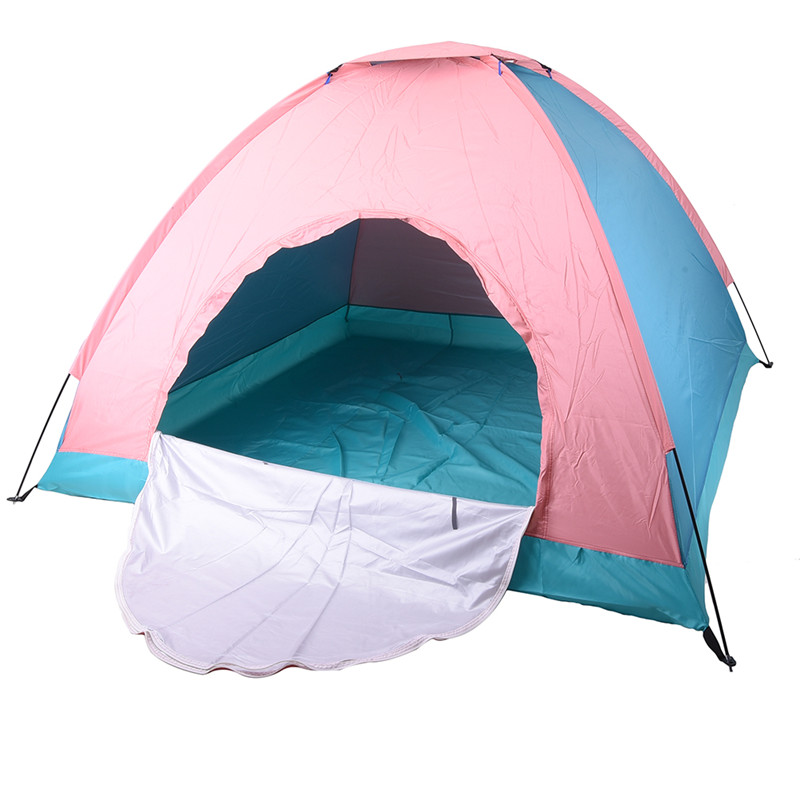 Online Shop C&ing 4 Person Family Tent Sun Shade Shelter Outdoor Hiking Travel Awning Fishing Party Beach Tents | Aliexpress Mobile  sc 1 st  Aliexpress & Online Shop Camping 4 Person Family Tent Sun Shade Shelter Outdoor ...