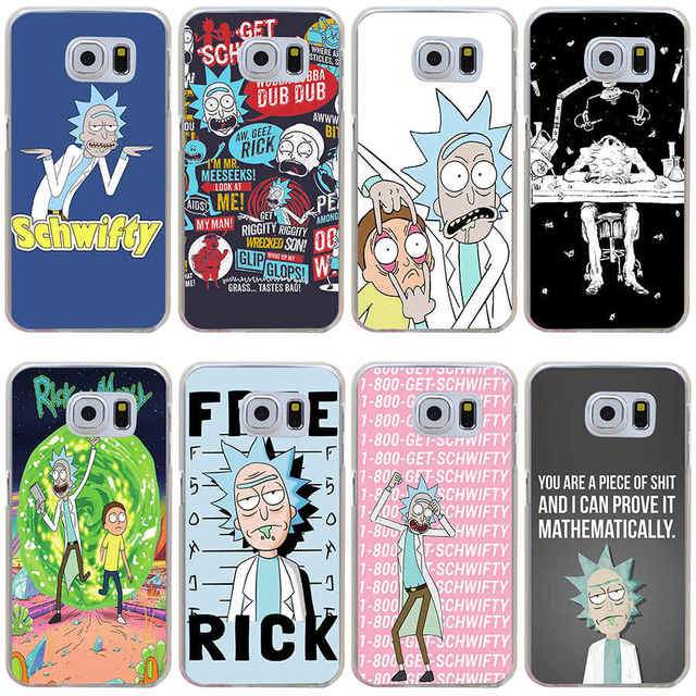 rick and morty phone case samsung s7
