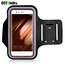 CCTHiedra Armband For Huawei P8 P9 P10 Lite Honor 8 Waterproof Gym Running Phone Bag Sport Arm Band Plus