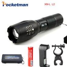 CREE XM L2 8000LM Tactical cree