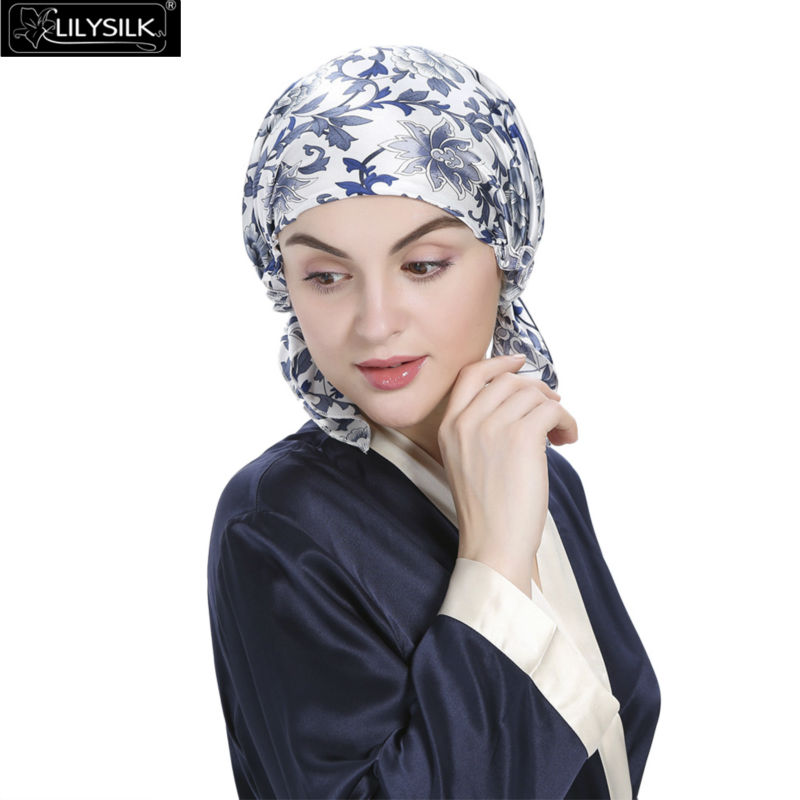 1000-19momme-blue-and-white-silk-sleeping-cap-01