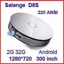 Salange D8S Projector