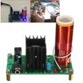 DIY Mini Tesla Coil Kit  15W Mini Music Tesla Coil Plasma Speaker Tesla Wireless Transmission DC 15-24v