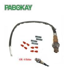 цена на 4 Wire Universal O2 Oxygen Sensor For Citroen For Ford /Hyundai Renault Volvo /VW /Fiat Lambda O2 Sensor 0258986602 0258986507