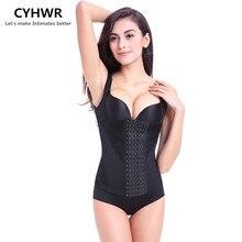 CYHWR Women Bodysuits Shapewear Underwear  Body Shaper Waist Corsets Buckle In The Crotch High-elastic 6XL
