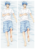 Japanese cartoon anime pillow cover body pillow life sized pillow cute pillowcase Kuroko No Basketball pillow case 50cmx150cm