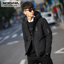 NO.1 DARA 2018 High Quality 90% White Duck Thick Down Jacket men coat Snow parkas male Warm Brand Clothing winter Down Jacket