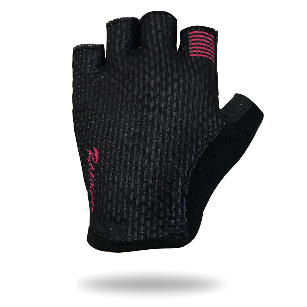 Racmmer 2018 Breathable Cycling Gloves Road Bike Gloves Men Sports Half Finger Anti Slip Bicycle MTB Road Bike Gloves #CG-02 racmmer cycling gloves guantes ciclismo non slip breathable mens