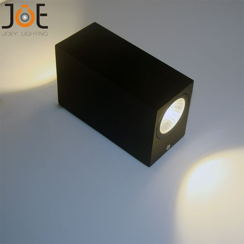 Modern LED outdoor wall lamp Porch light COB 6w Waterproof IP55 for garden decoration up and down beam wall sconce 1135
