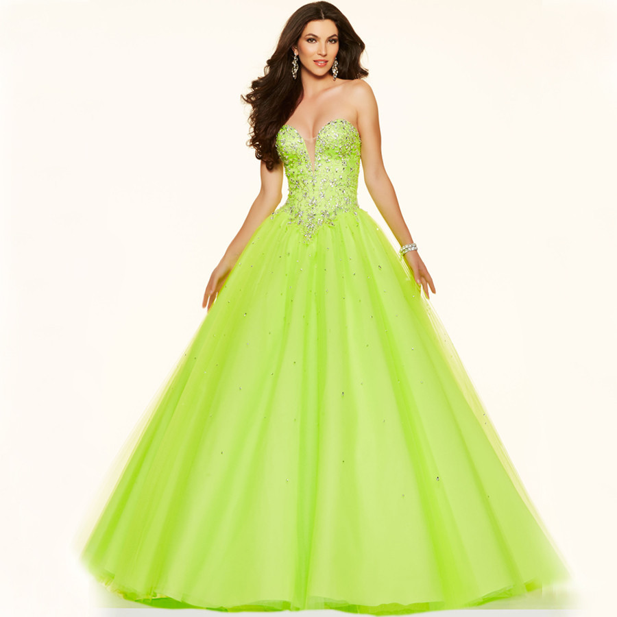 Compare Prices on Lime Green Ball Gowns- Online Shopping/Buy Low ...