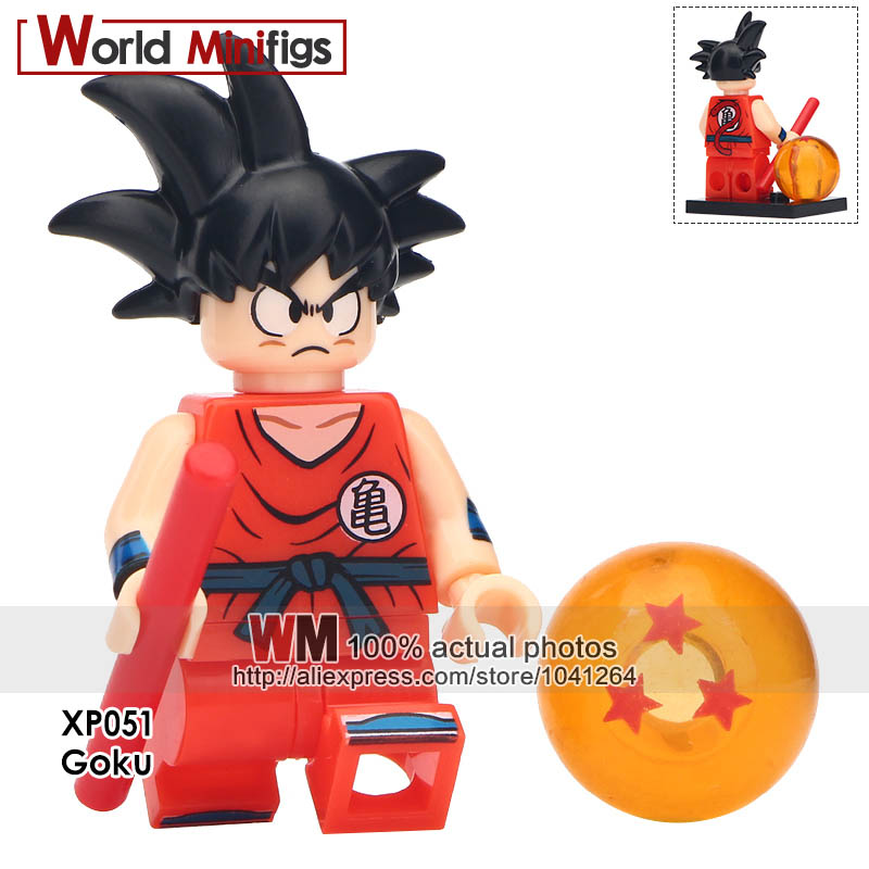 Grand Priest Dragon Ball Z Lego Moc Minifigure Gift For Kids New /& Sealed