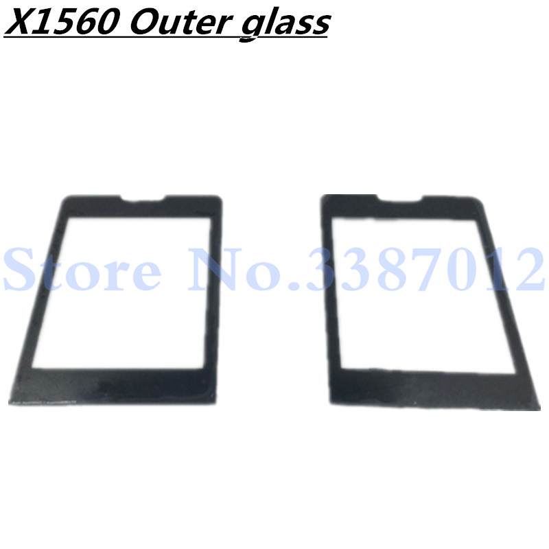 Front Glass Lens For <font><b>Philips</b></font> Xenium <font><b>X1560</b></font> Glass lens Not Touch Screen With Tracking Number image
