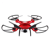 Global Drone RC Dron with 5MP Wide Angle 1080P Camera HD 2.4G Remote Cotrol Hover FPV Quadcopter VS X5SW X5HC