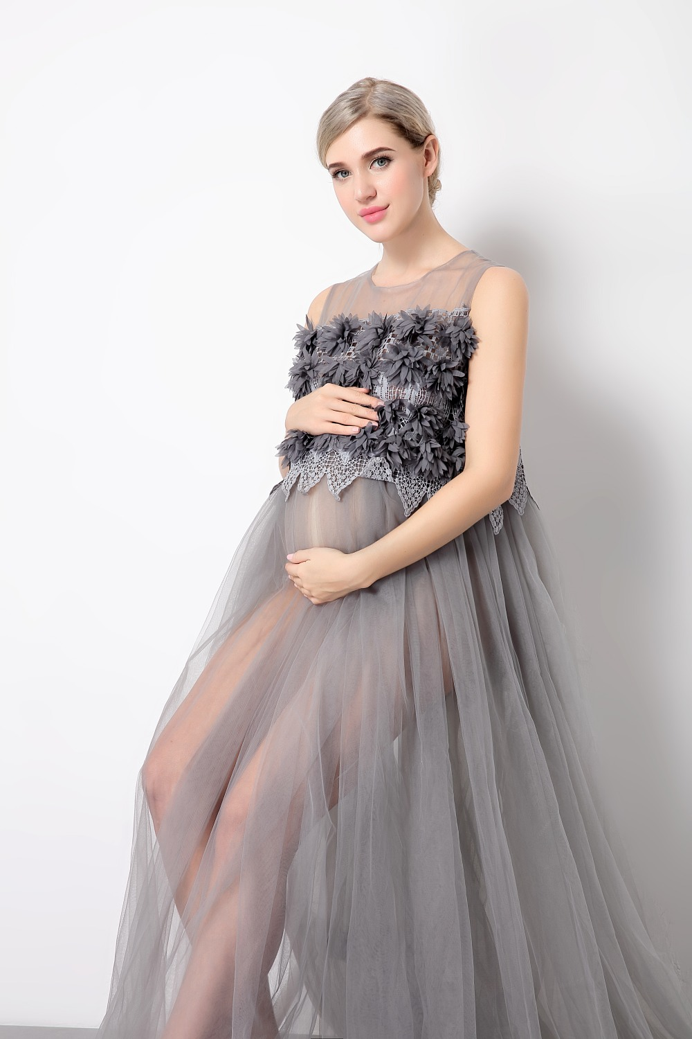 ef80bf08eca Lace Maternity Dresses For Baby Shower - Data Dynamic AG