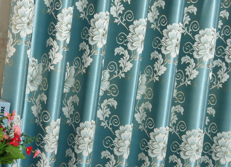 Floral Pattern Curtains - Curtains Design Gallery
