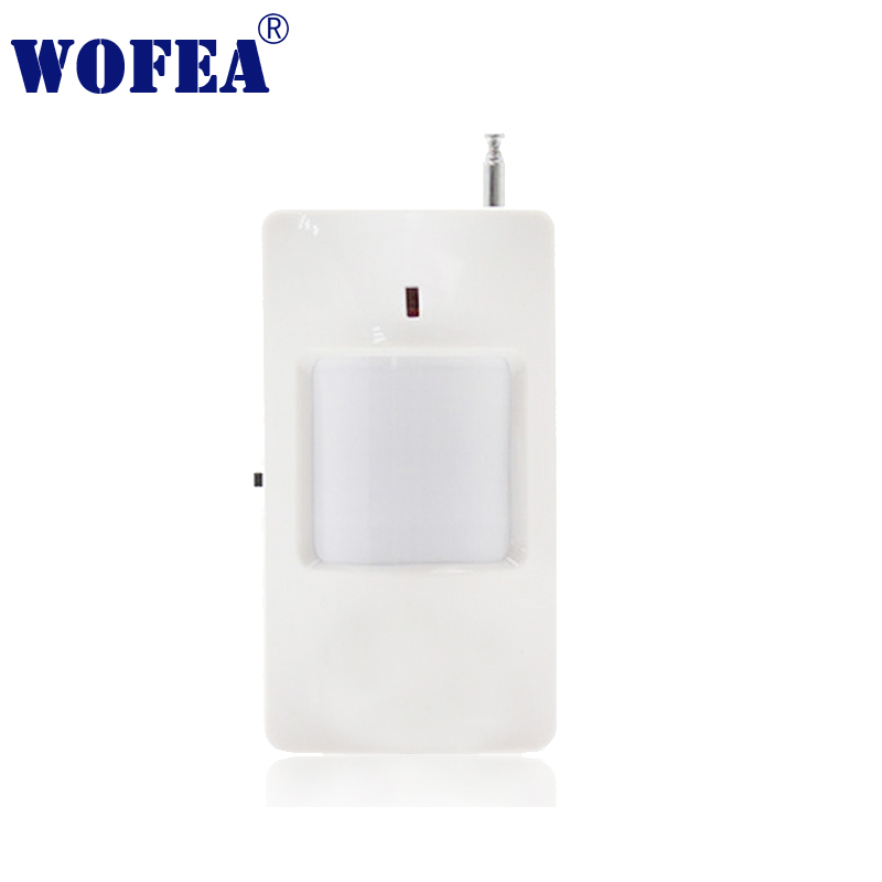 Wireless Infrared Sensor PIR Detector For Home Security GSM Alarm System 1527type