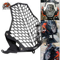 for KTM 1190 Adventure/1190R 1290S Motorcycle Accessory Modification Headlight Grille Guard Cover Protector 1190R 1190ADV Logo