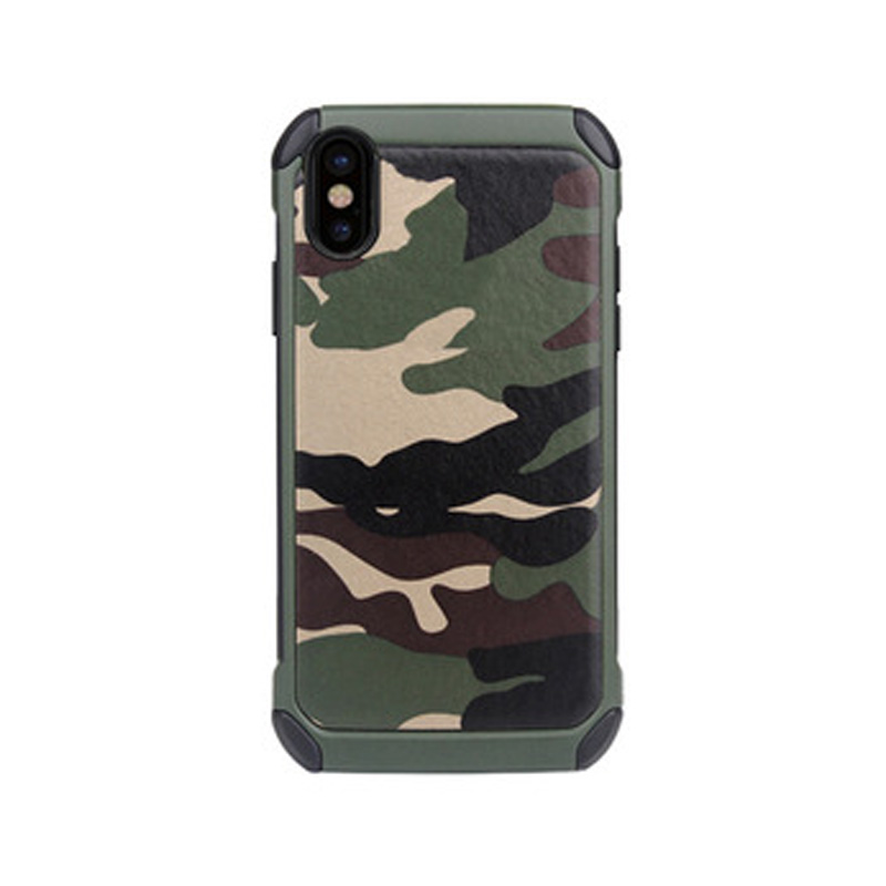 sale retailer 4d271 45d9f US $4.99 |J Camouflage Silicone Cover for iphone X Case Capa Camo Military  Army Back Cover Fundas Capinha Coque Case for iphone X Case-in Fitted Cases  ...
