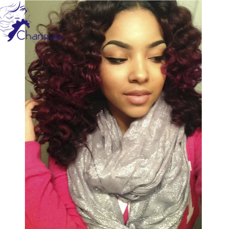 Phenomenal Online Buy Wholesale Red Hair Color Black Women From China Red Short Hairstyles For Black Women Fulllsitofus