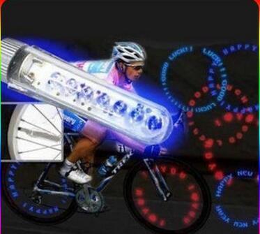 Transformer la lettre double sens de double vélo roues/vélo valve lumière/lumière de roue gaz lumière dans Valve de Sports et loisirs