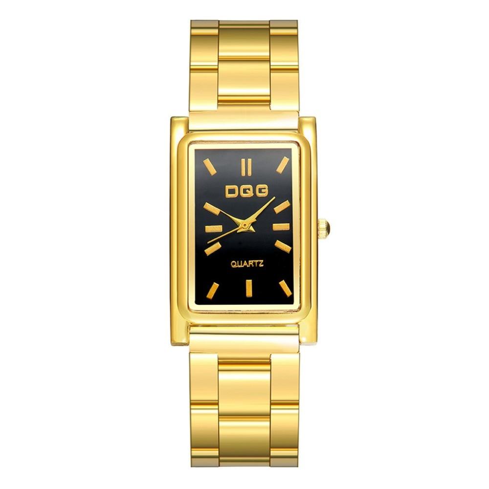 71c691c639d female watch golden stainless steel women watches luxury rhinestone bracelet  top brand luxury reloj mujer dorado 2019 Wristwatch