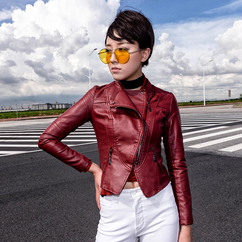 Leather Coat Store Promotion-Shop for Promotional Leather Coat ...