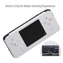 2019 R9 Artı Taşınabilir elde kullanılır oyun konsolu Retro 3000 Video Oyunları Retro El Oyun Çalar AV Out 64 Bit 3 Inç Için çoc...