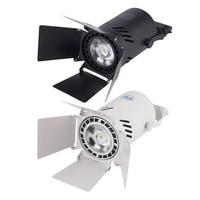 24W PAR30 High Power COB Track Spot Light Clothes Store Jewelry Car Display Hall Spot Lamp 2800LM