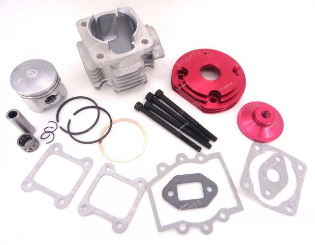 Производительности HP MIni Pocket Bike Big Bore Комплект 47cc 49cc Двигатель Обновления