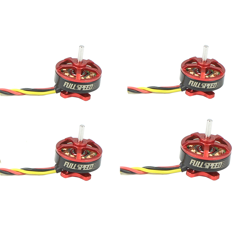 4PCS lot FullSpeed FSD 1103 11000KV Brushless Motors for TinyLeader HD Brushless BWhoop FPV Racing Drone