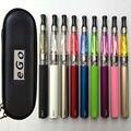 EGo e Cigarette CE4 eGo Kits 1.6 ml Atomizador Vaporizador 650/900/1100 mah Batería bolsa de Transporte Con Cremallera eGo CE4 Cigarrillo Electrónico