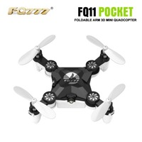 Explosion models FQ11 folding drone mini portable aircraft